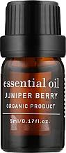 "Духи, Парфюмерия, косметика Эфирное масло ""Можжевельник"" - Apivita Aromatherapy Organic Juniper Oil"