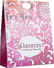 """Духи, Парфюмерия, косметика Набор """"Облепиха и апельсин"""" - Benecos Natural Beauty For You (sh/gel/200ml + b/lotion/150ml + hand/cr/75ml)"""