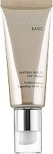 Духи, Парфюмерия, косметика Дневной крем - Malu Wilz Basic Natural Beauty Day Cream SPF 10