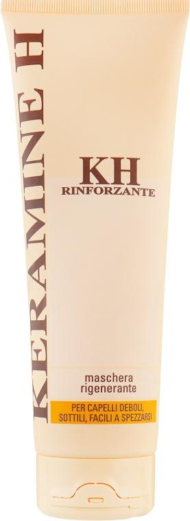 Крем-маска для восстановления структуры волос - Keramine H Crema Rigenerante