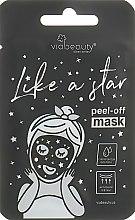 Духи, Парфюмерия, косметика Очищающая маска-пленка с гиалуроновой кислотой - Via Beauty Like A Star Peel-off Mask