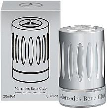 Духи, Парфюмерия, косметика Mercedes-Benz Mercedes-Benz Club Travel Edition - Туалетная вода