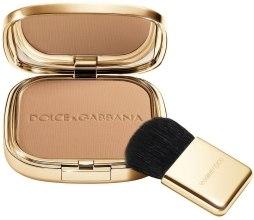 Духи, Парфюмерия, косметика Компактная пудра для лица - Dolce&Gabbana Perfection Veil Pressed Powder