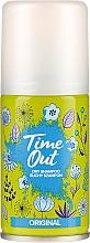 Духи, Парфюмерия, косметика Сухой шампунь для волос - Time Out Dry Shampoo Original