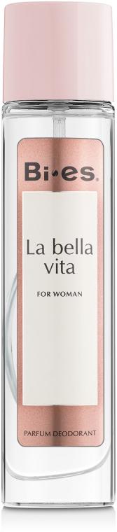 Bi-Es La Bella Vita - Парфюмированный дезодорант-спрей
