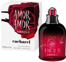 Духи, Парфюмерия, косметика Cacharel Amor Amor Absolu - Парфюмированная вода (тестер)
