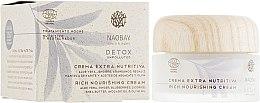 Духи, Парфюмерия, косметика Крем для лица - Naobay Detox Rich Nourishing Cream