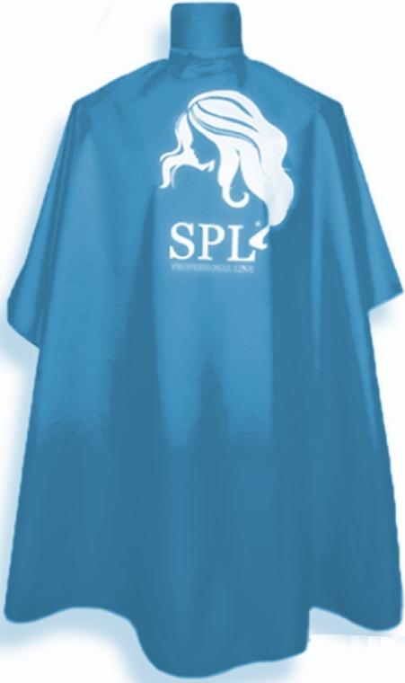 Профессиональный пеньюар, голубой, 905073-D - SPL