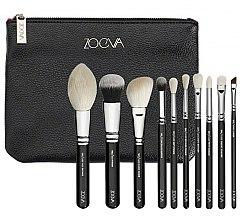Духи, Парфюмерия, косметика Набор кистей для макияжа, 10 шт - Zoeva Luxe Prime Professional Brush Set