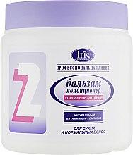 Парфумерія, косметика Бальзам-кондиціонер для волосся №2 - Iris Cosmetic