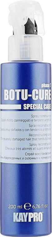 Спрей для реконструкции волос - KayPro Special Care Boto-Cure Spray
