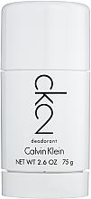 Духи, Парфюмерия, косметика Calvin Klein CK2 - Дезодорант-стик