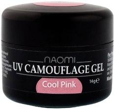 Духи, Парфюмерия, косметика Камуфляжный гель для ногтей - Naomi UV Gel Camouflage