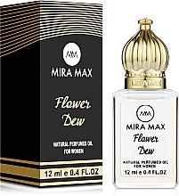 Духи, Парфюмерия, косметика Mira Max Flower Dew - Парфюмированное масло