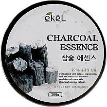 Духи, Парфюмерия, косметика Успокаивающий гель с древесным углем - Ekel Charcoal Essence Soothing Gel