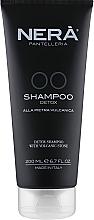 Духи, Парфюмерия, косметика Детокс шампунь для всех типов волос - Nera Pantelleria 00 Detox Shampoo With Volcanic Stone