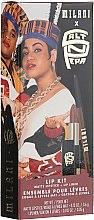 Духи, Парфюмерия, косметика Набор - Milani Salt-N-Pepa Lip Kit (lipstick/3.6/g + lip/liner/0.35/g)