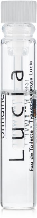 Oriflame Lucia - Туалетная вода (пробник)