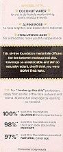 Тональная основа - Too Faced Born This Way Foundation — фото N8