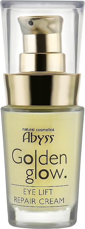 Лифтинг-крем для век с био-золотом - Spa Abyss Golden Glow Eye Lift Repair Cream