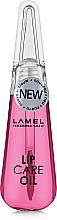 Духи, Парфюмерия, косметика Масло для губ - Lamel Professional Lip Care Oil (тестер)