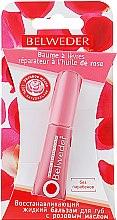 Духи, Парфюмерия, косметика Бальзам для губ с розовым маслом - Belweder Lip Balm