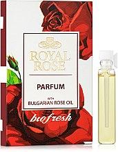 Духи, Парфюмерия, косметика BioFresh Royal Rose - Парфюмированная вода (пробник)