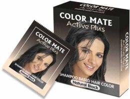 Духи, Парфюмерия, косметика Краска-шампунь для волос - Color Mate Active Plus Shampoo Based Hair Color