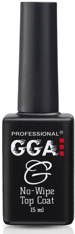 Топ без липкого слоя - GGA Professional No-Wipe Top Coat
