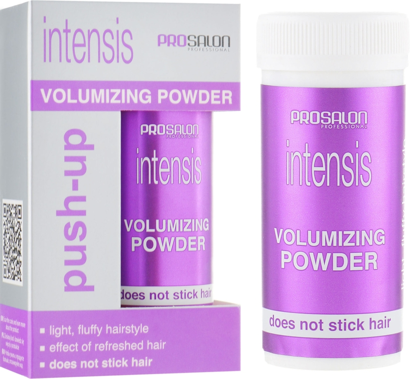 Пудра для увеличения объема волос - Prosalon Intensis Volume Volumizing Powder