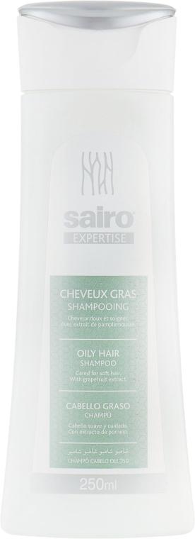 Шампунь для жирных волос - Sairo Expertise Oily Hair Shampoo