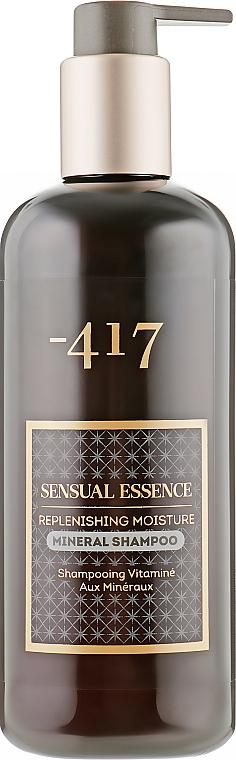 Шампунь минеральный для интенсивного увлажнения волос - -417 Sensual Essence Replenishing Moisture Mineral Shampoo