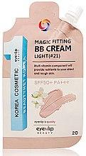 Духи, Парфюмерия, косметика BB-крем для лица - Eyenlip Magic Fitting BB Cream