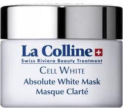 """Духи, Парфюмерия, косметика Осветляющая маска """"Сияние"""" - La Colline Absolute White Mask"""
