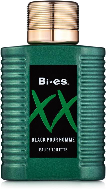 Bi-Es XX Black Pour Homme - Туалетная вода