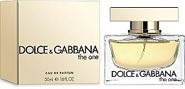 Духи, Парфюмерия, косметика Dolce&Gabbana The One - Парфюмированная вода