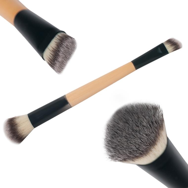 Кисть для румян MK15 - Miss Claire Brush Make-up Collection