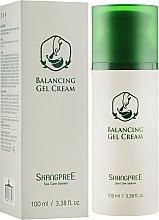 Духи, Парфюмерия, косметика Крем-гель для интенсивного увлажнения кожи - Shangpree Balancing Gel Cream