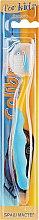 Духи, Парфюмерия, косметика Детская зубная щетка, 0928, голубая - Colibris Soft