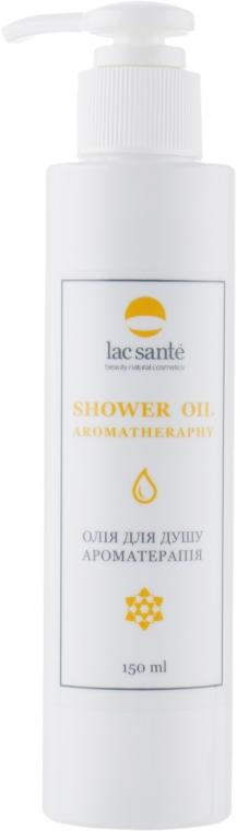 "Масло для душа ""Ароматерапия"" - Lac Sante Shower Oli Aromatheraphy"