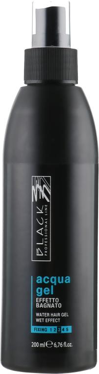 Аква гель спрей - Black Professional Line Acqua Gel