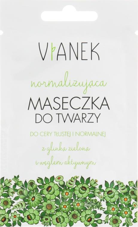 Нормализирующая маска для лица - Vianek