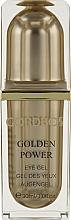 Духи, Парфюмерия, косметика Гель для кожи вокруг глаз - Gordbos Golden Power Eye Gel