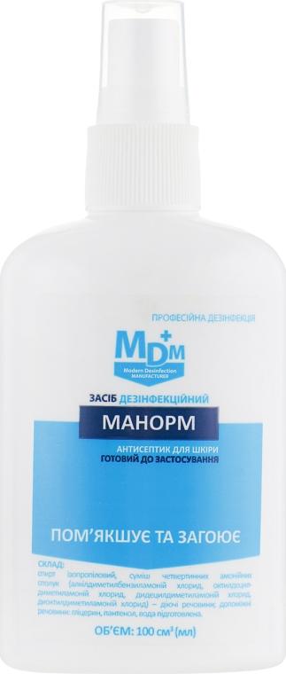 Манорм антисептик для кожи - MDM