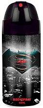 Духи, Парфюмерия, косметика Дезодорант - Corsair Batman vs. Superman Body Spray