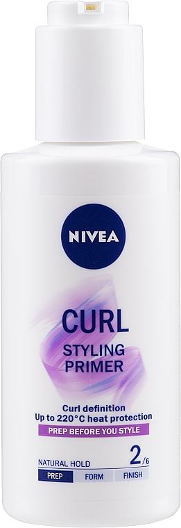 Гель для волнистых и кучерявых волос - Nivea Styling Primer Curl