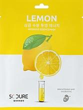 Духи, Парфюмерия, косметика Маска для лица с экстрактом лимона - Jkosmec 5C Lemon