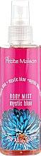 "Духи, Парфюмерия, косметика Спрей для тела ""Цветочная магия"" - Petite Maison Mystic Blue Body Mist"