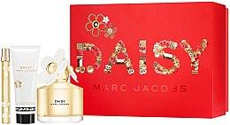 Духи, Парфюмерия, косметика Marc Jacobs Daisy - Набор (edt/100ml + edt/10ml + b/lot/75ml)