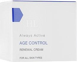 Духи, Парфюмерия, косметика Крем для лица - Holy Land Cosmetics Age Control Renewal Cream